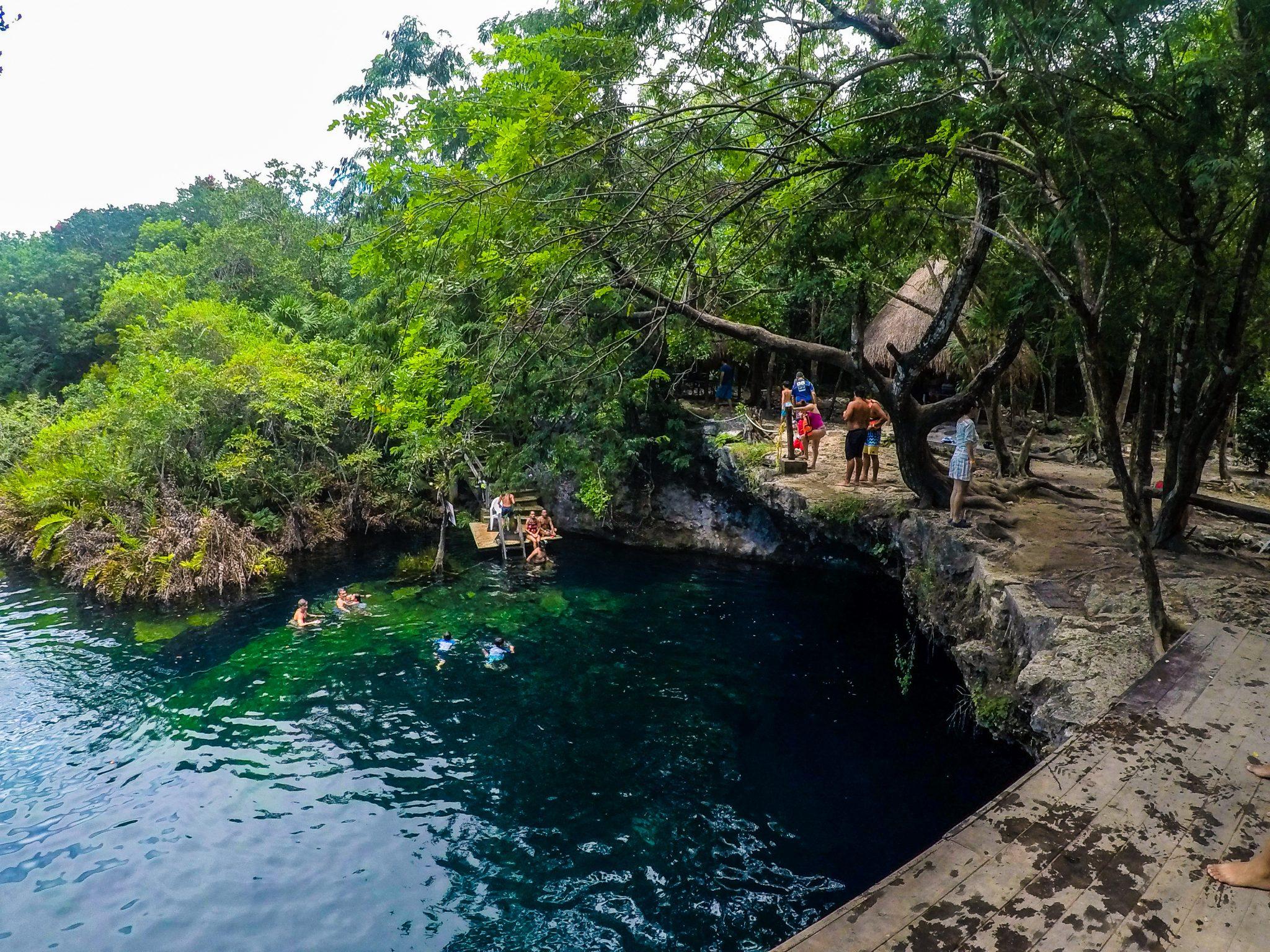 Garden of Eden Cenote