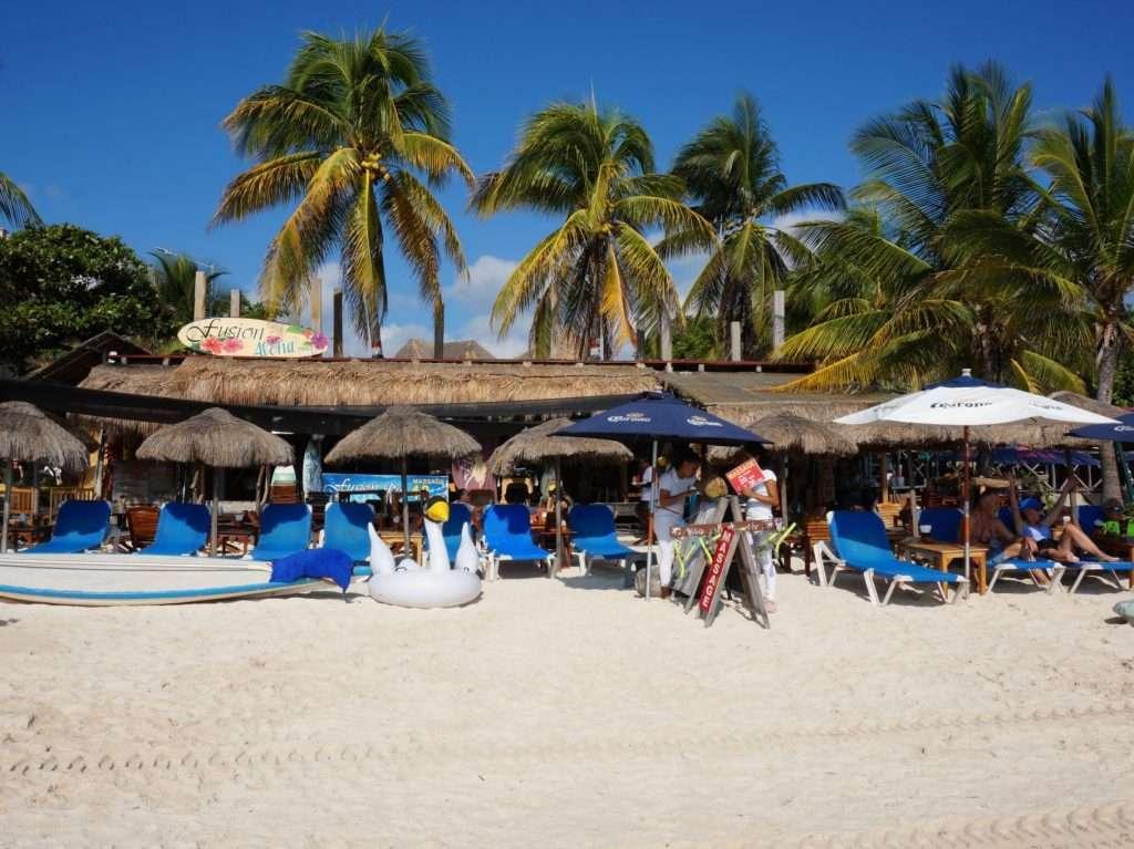 Fusion Beach Bar