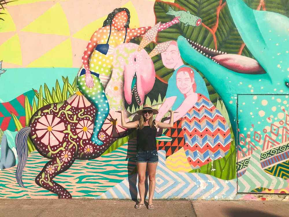 Cozumel Street Art