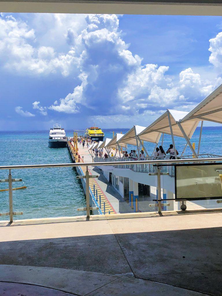 Playa del Carmen Ferry