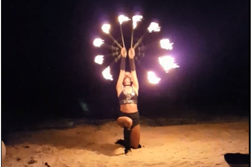 Fusion Fire Show