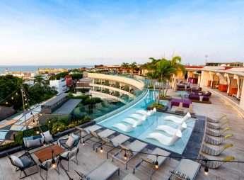 Thompson Hotel Playa del Carmne