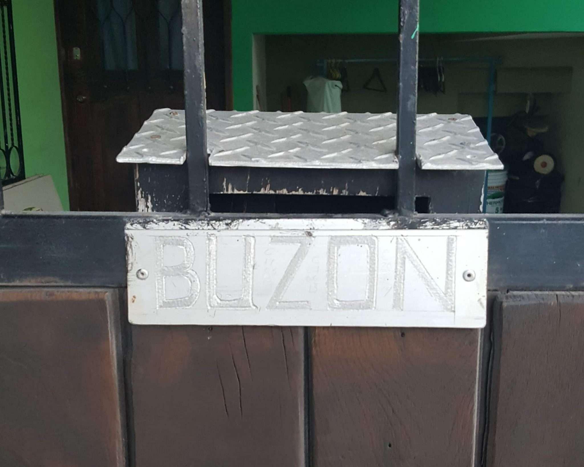 Mailbox Mexico