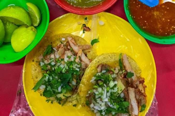 best tacos in playa del carmen