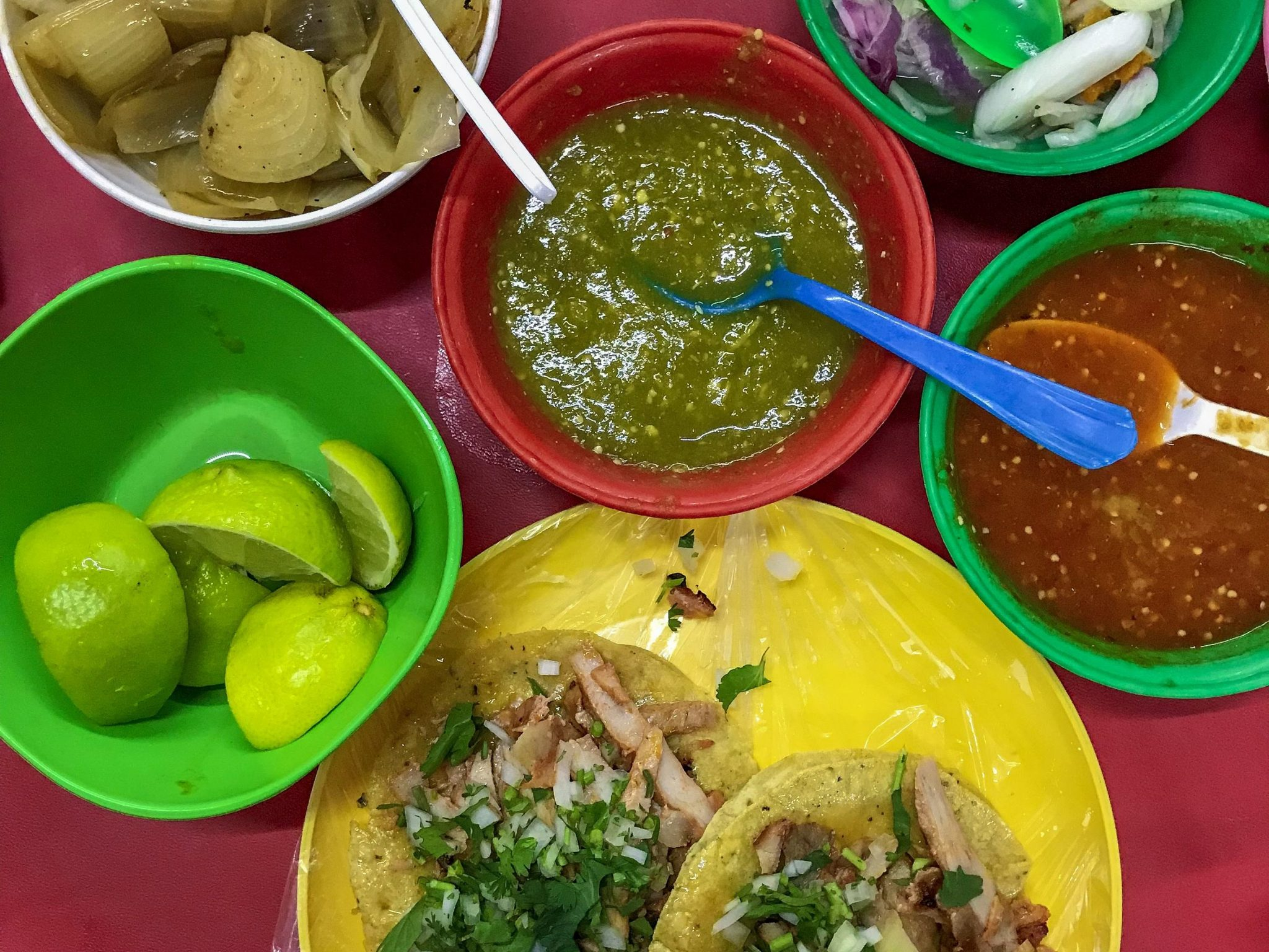 best tacos in playa del carmen