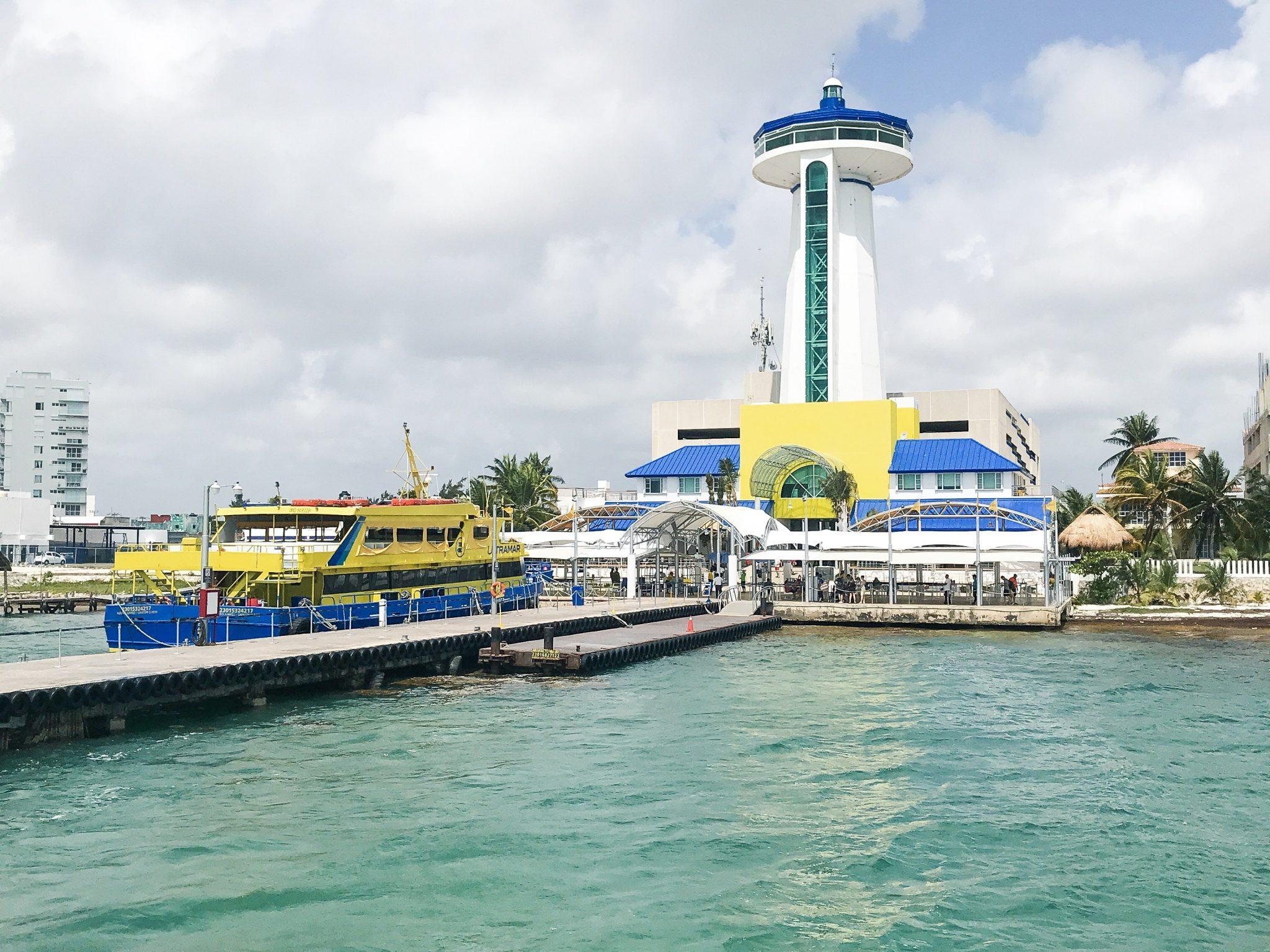 Ultramar Ferry Isla Mujeres