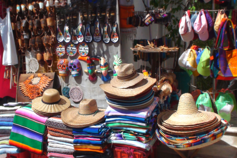Isla Mujeres Souvenirs
