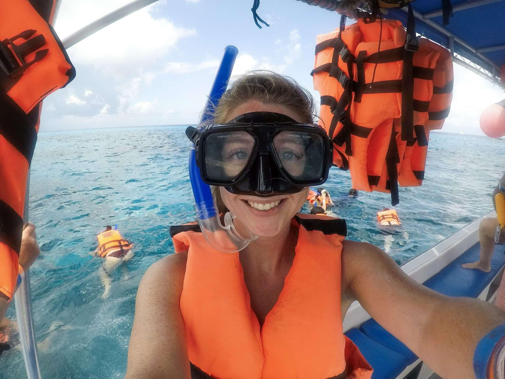 Palancar Reef Snorkeling