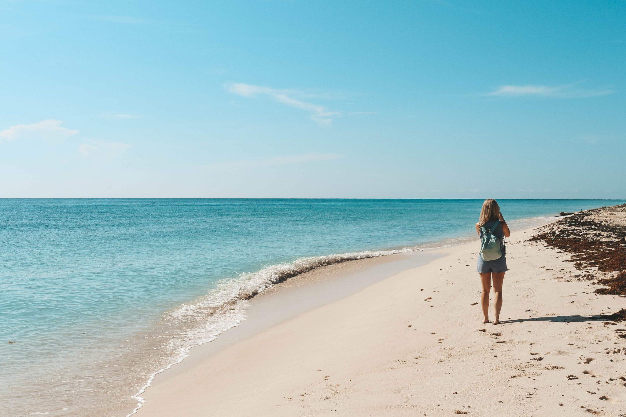 Sian Ka'an beach