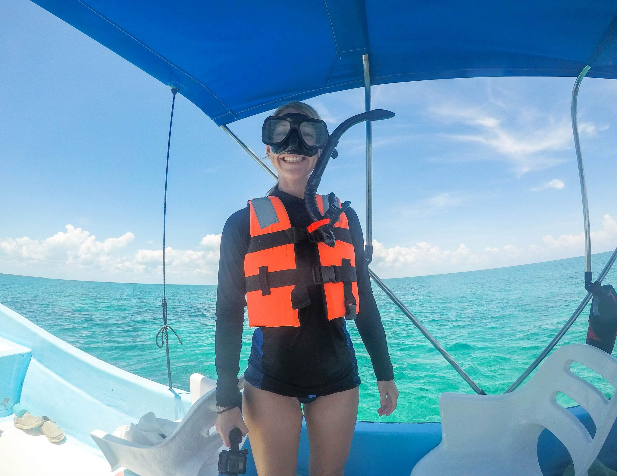Sian Ka'an snorkeling