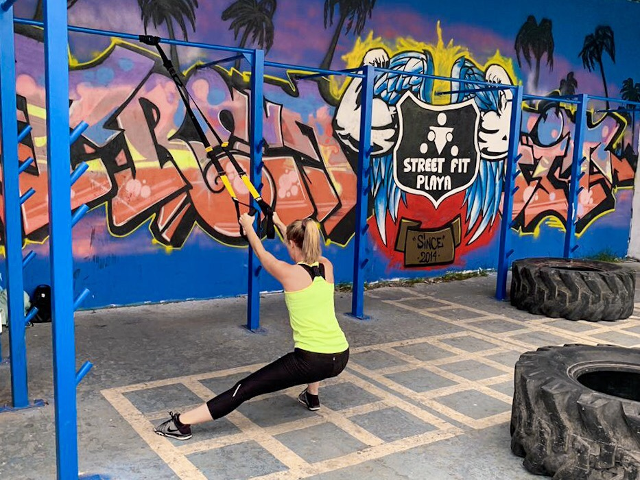 Street Fit Playa del Carmen
