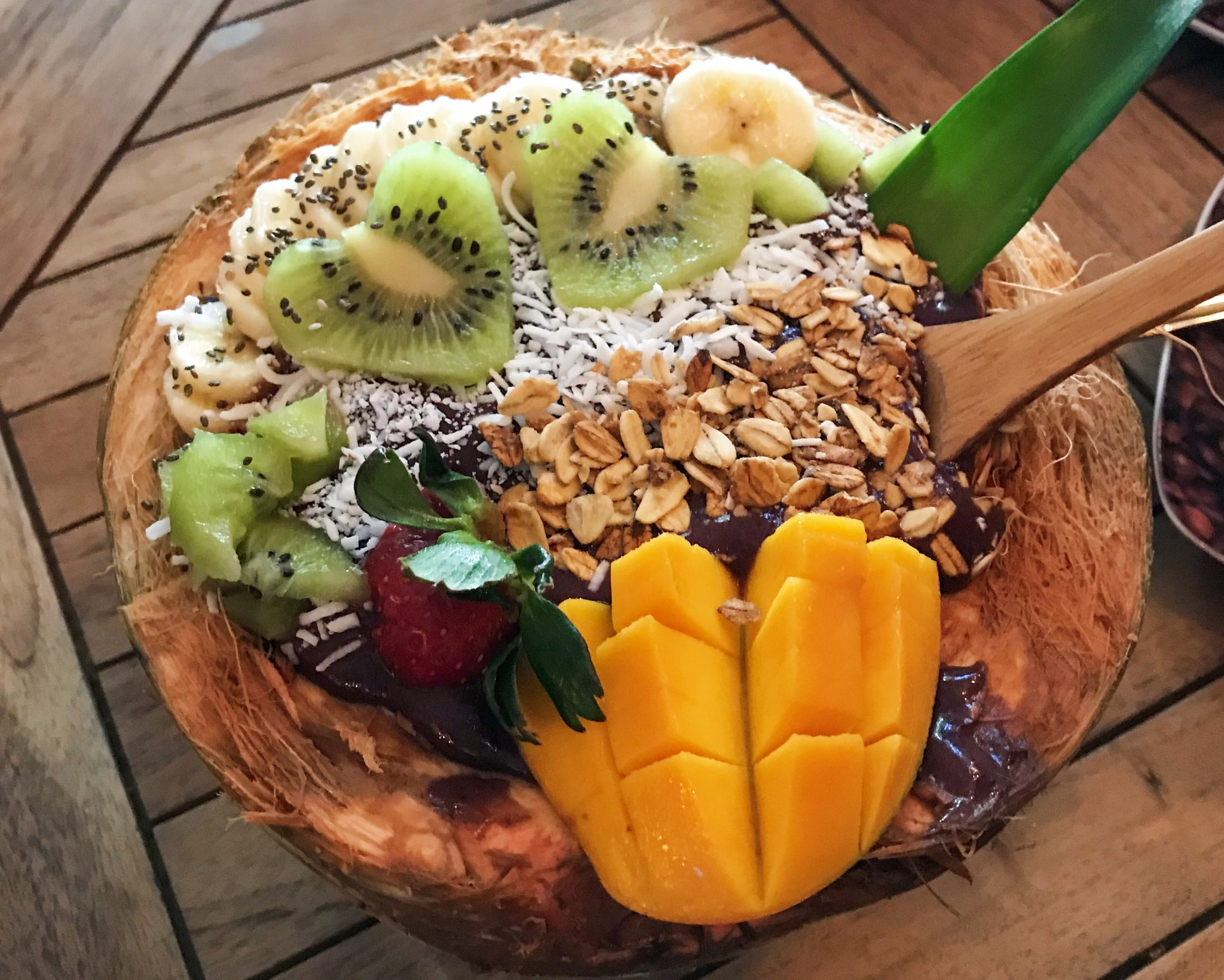 Aloha Raw Bar Acai Bowl