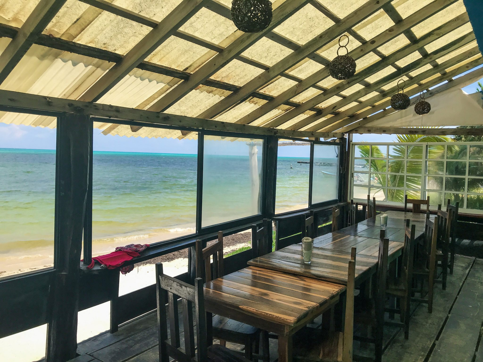 Punta Allen restaurant