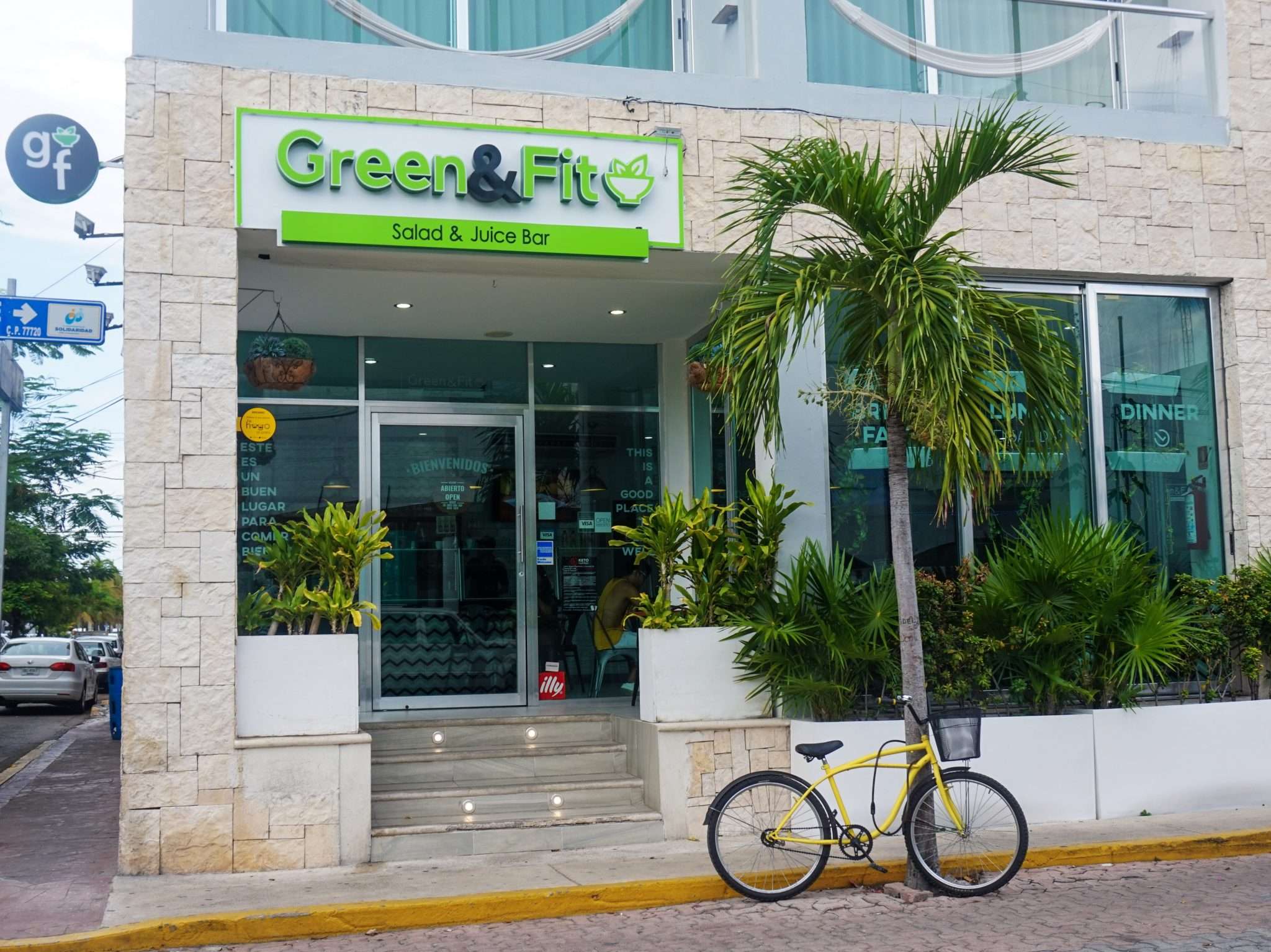 Green & Fit Playa del Carmen