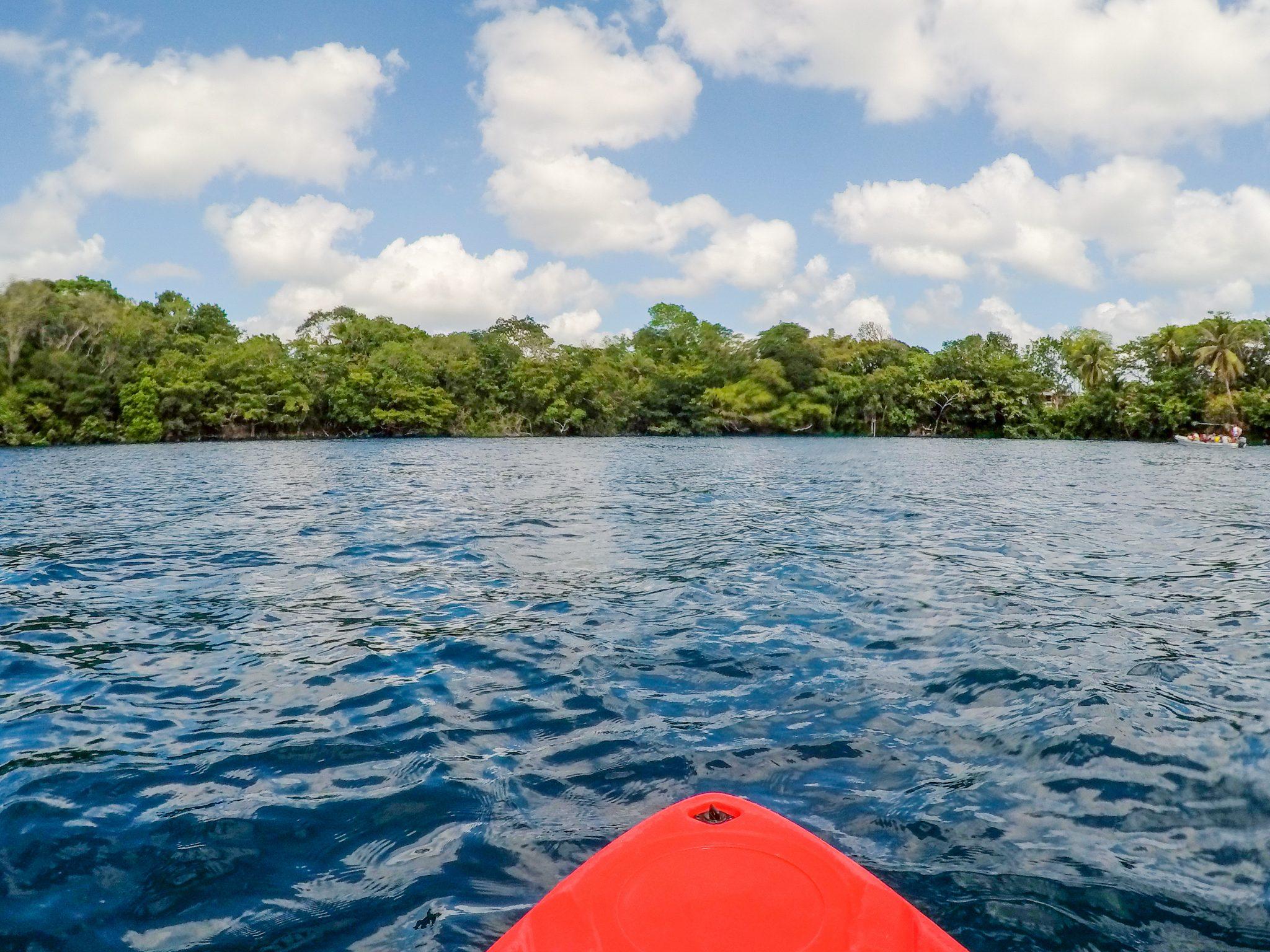 Cenote Negro Bacalar