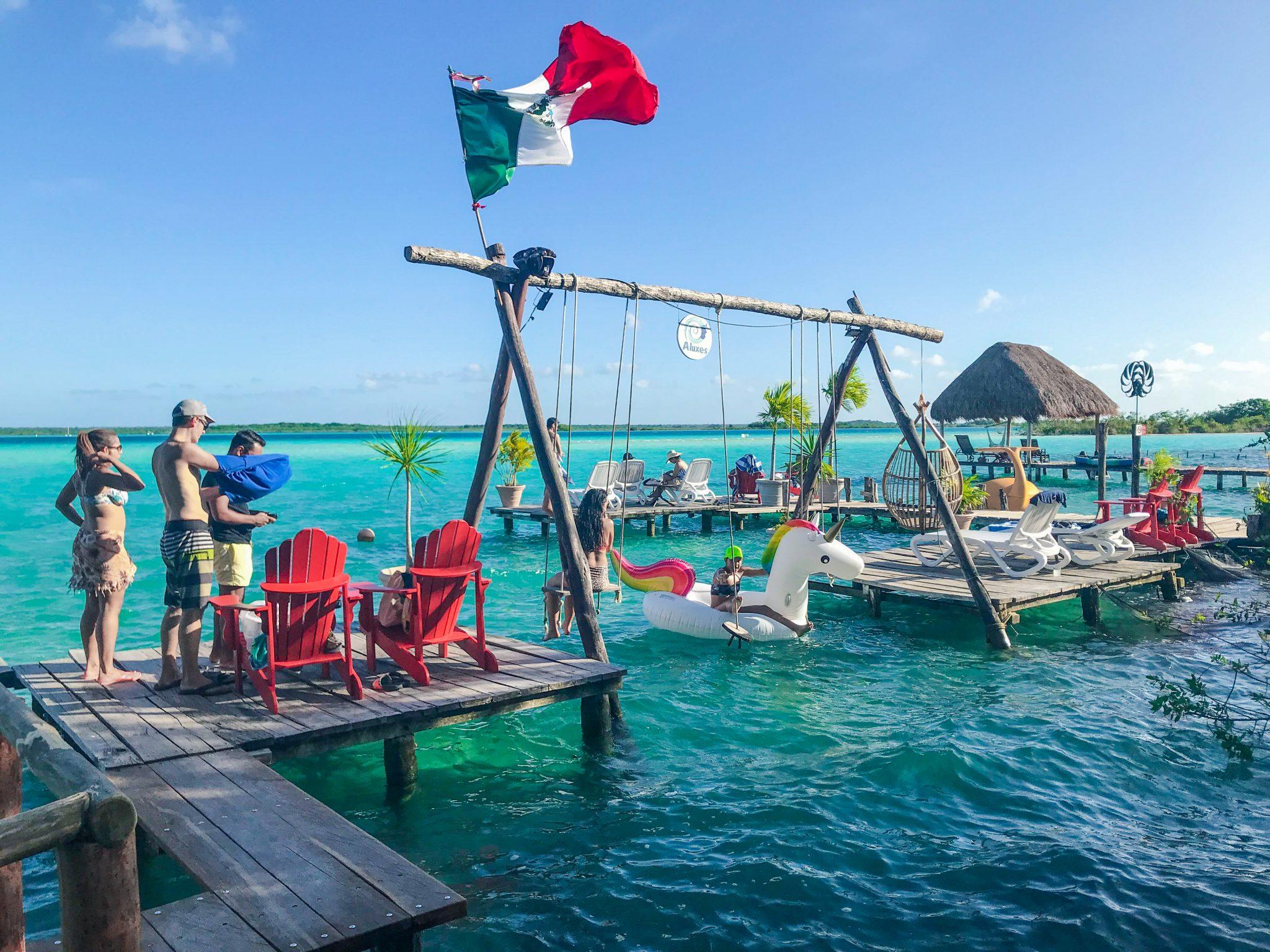Laguna Bacalar Mexico