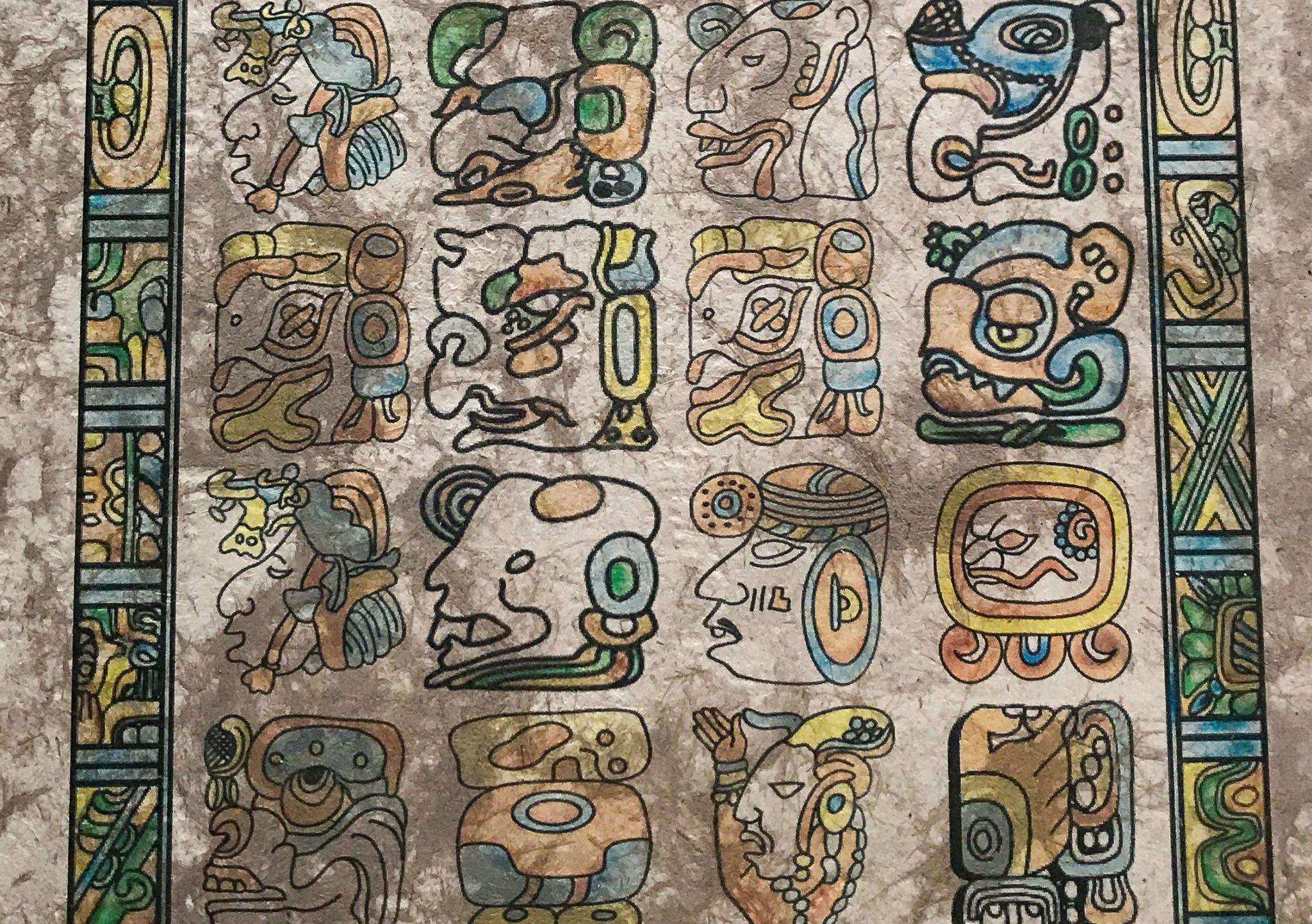 Mayan Calendar Reading