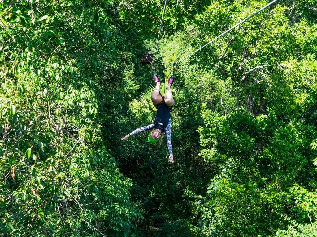 Cenote Zapote Zipline