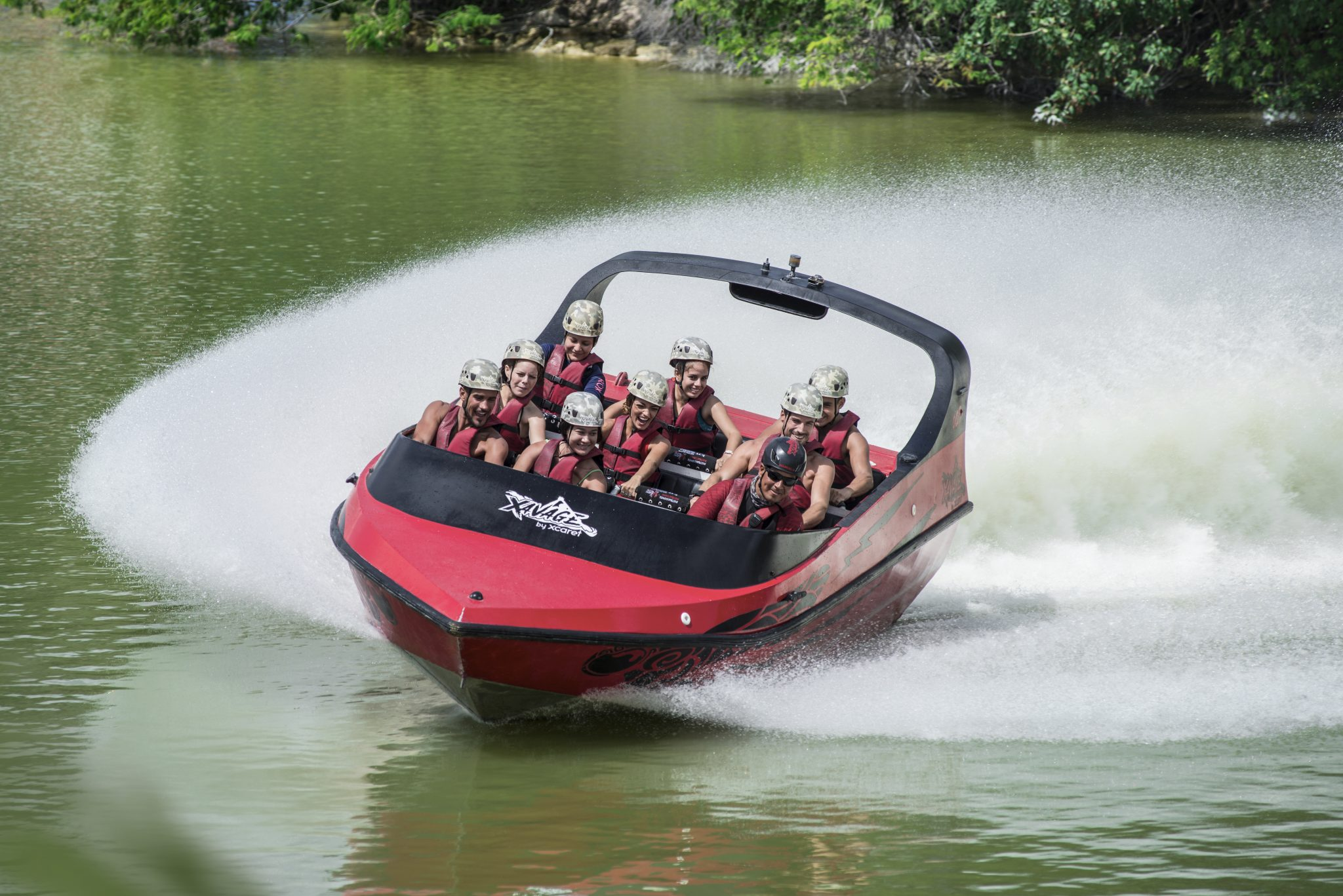 Xavage Jet Boat