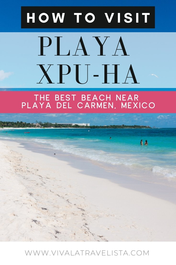 Playa Xpu Ha Pinterest