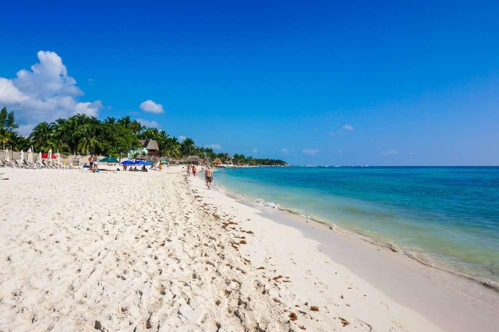 38th Street Beach Playa del Carmen
