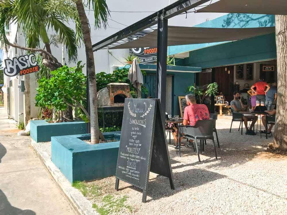 Basic Foodie Playa del Carmen