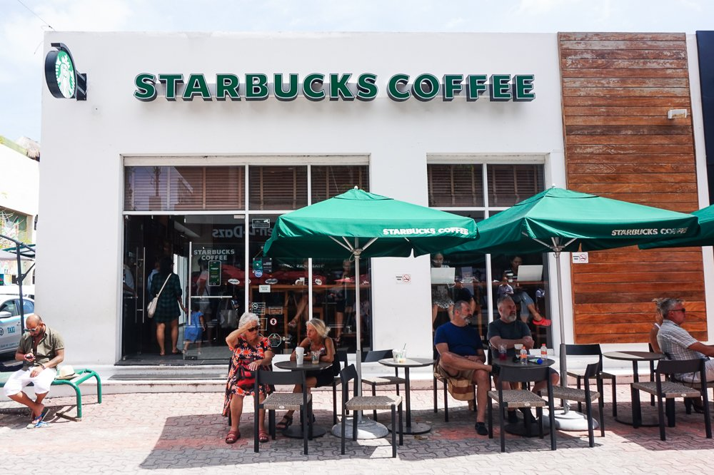 Starbucks Playa del Carmen