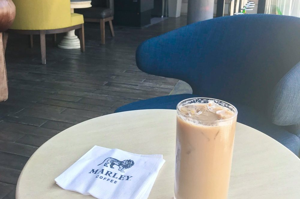 Marley Coffee Playa del Carmen