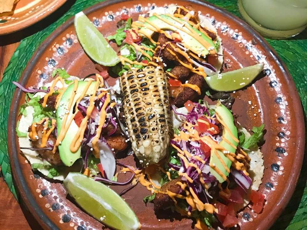 La Perla Pixan Tacos