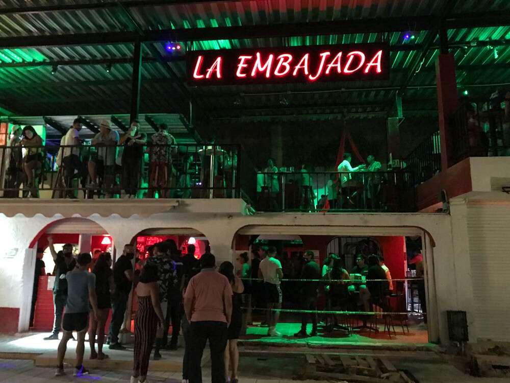 La Embajada Playa del Carmen