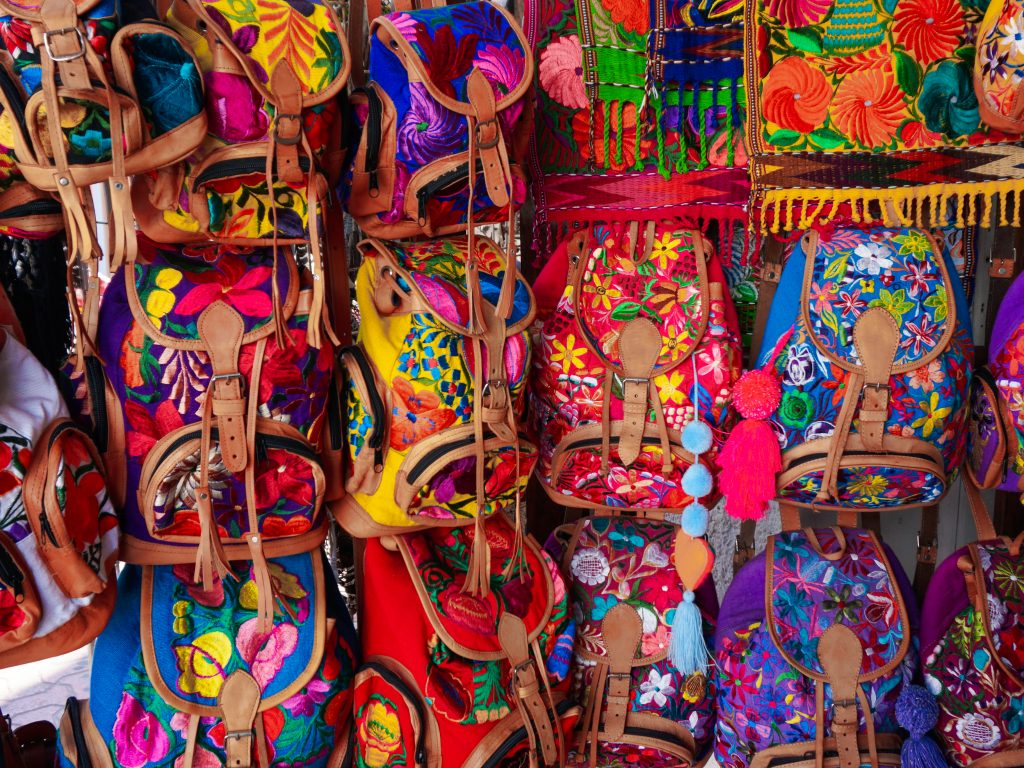 Mexico Backpacks