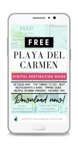 Playa del Carmen Digital Destination Guide