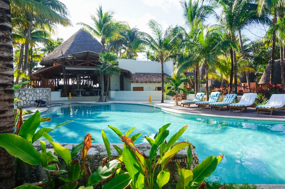 Mahekal Beach Resort Playa del Carmen