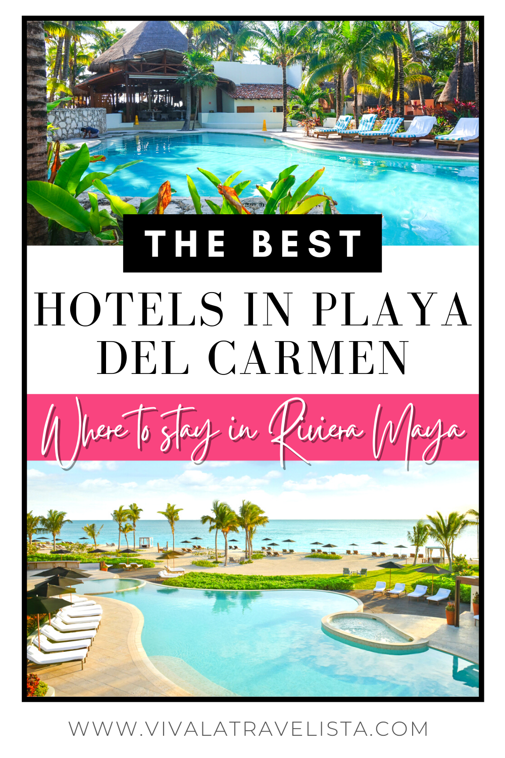 The Best Hotels in Playa del Carmen Where to Stay in Riviera Maya