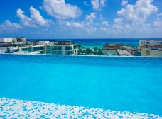 The Best Rooftop Pools in Playa del Carmen