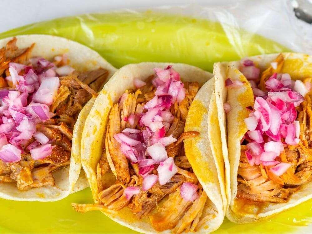 Cochinita Pibil Mexico