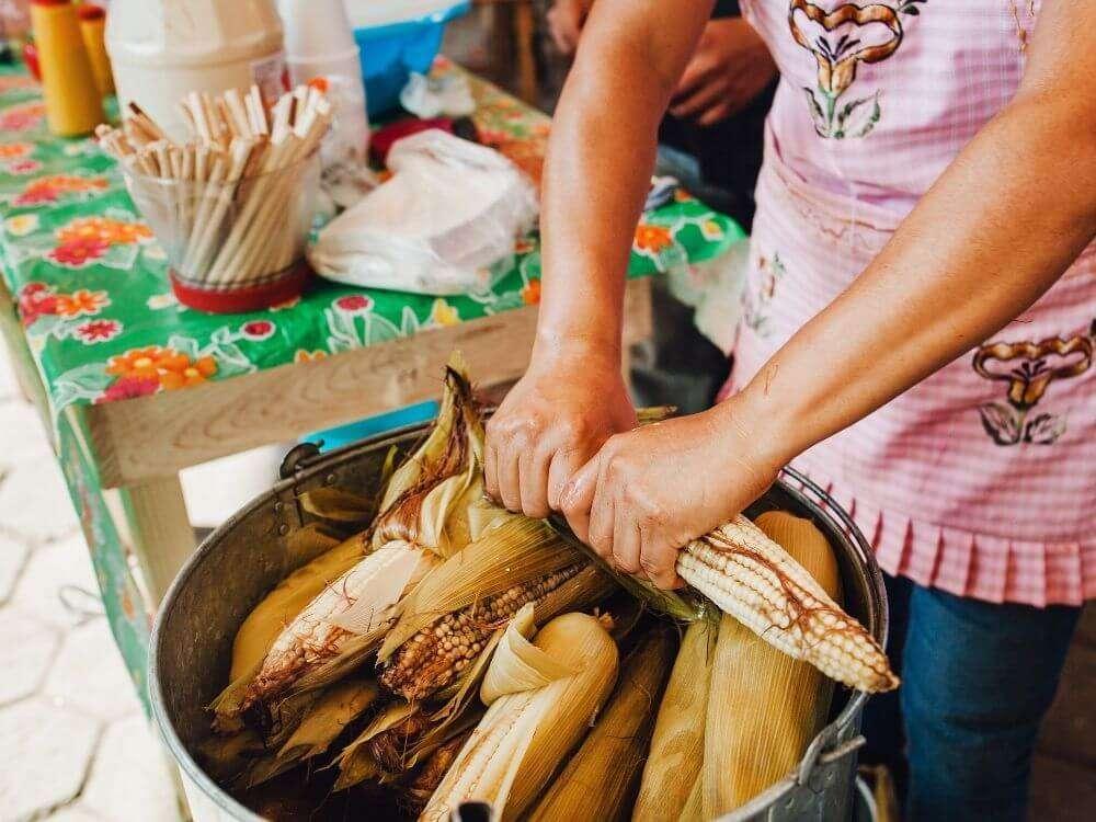 Playa del Carmen Street Food