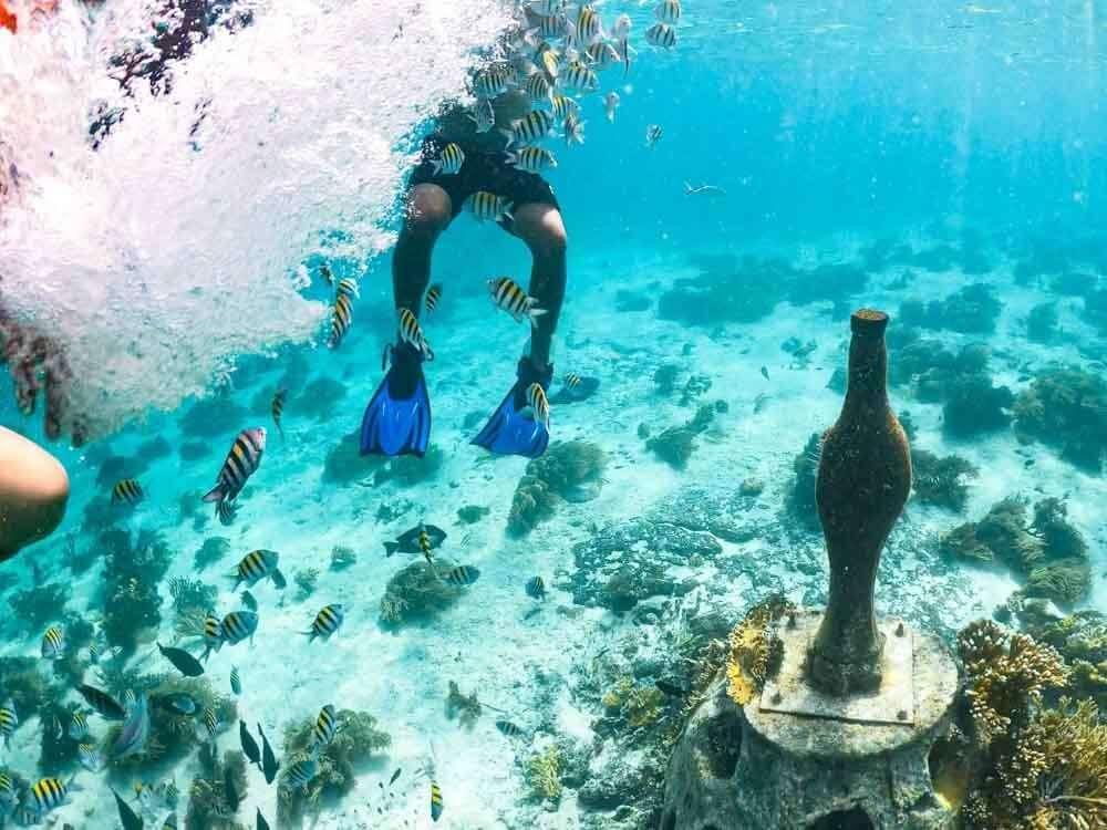 Underwater Museum of Art Isla Mujeres