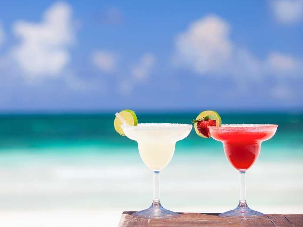 Frozen Cocktails Beach