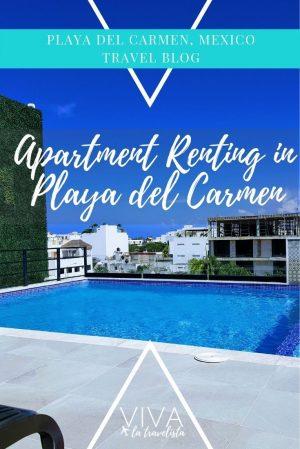 Apartment Renting in Playa del Carmen