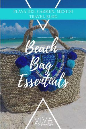 Beach Bag Essentials Pinterest