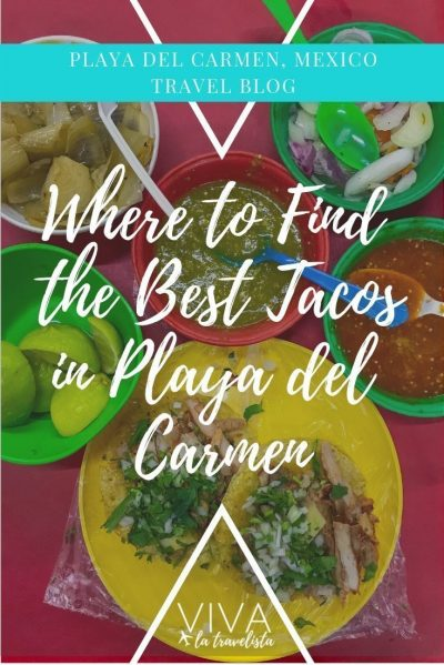 Best Tacos in PDC Pinterest Post